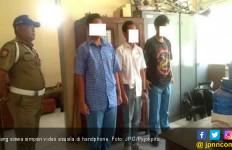 Siswa SMK Tepergok Buat Video Asusila Bareng Pacar - JPNN.com