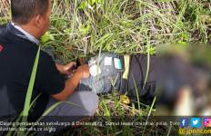 Dalang Pembunuhan Sekeluarga di Deliserdang Tewas Ditembak - JPNN.com