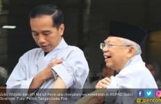 Pak Jokowi & KH Ma'ruf Tak Berangkat Bareng ke Lokasi Debat - JPNN.com