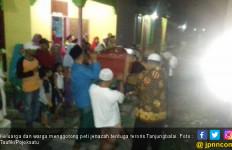 Satu Terduga Teroris Tanjungbalai Dimakamkan di Teluk Nibung - JPNN.com