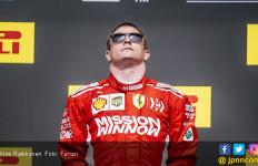 F1 Amerika Serikat: Pesta Juara Hamilton Kandas Oleh Kimi - JPNN.com
