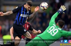 Real Madrid Siap Tebus Bomber Inter Milan Mauro Icardi Rp 641 Miliar - JPNN.com