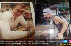 Lama Hilang di Bali, Bule Latvia Terekam Cari Sisa Makanan - JPNN.com