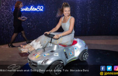 Cara lain Mercedes-Benz Menjalankann Misi Sosial - JPNN.com