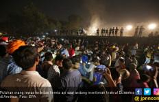 Kecelakaan Mengerikan, Puluhan Tewas Terlindas Kereta Api - JPNN.com