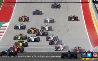 Formula 1 Putar Otak Selamatkan Musim Ini