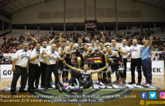 Stapac Juara, Mei Joni MVP Final IBL Tournament 2018 - JPNN.com