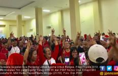 Caleg PDIP Gelar Doa Bersama Lintas Agama dan Pembekalan Tim - JPNN.com