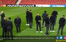 Liga Champions: Ronaldo Belum Pernah Kalah Lawan MU - JPNN.com
