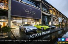 Aston Martin Coba Peruntungan di Tiongkok - JPNN.com