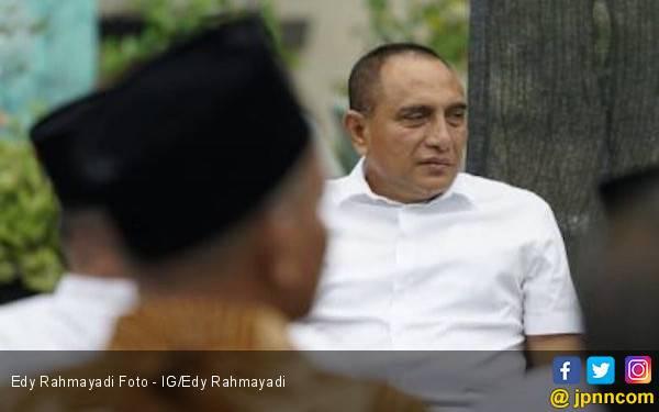 Sampai Darah Penghabisan, Edy Rahmayadi akan Tetap Bertahan - JPNN.com