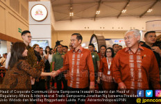 Hamdalah, Neraca Perdagangan Indonesia Surplus - JPNN.com