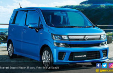 Suzuki Wagon R Generasi Ketiga Bersiap Masuk Jalur Produksi - JPNN.com