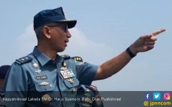 Pushidrosal Verifikasi Base Point di Perbatasan Pulau Sumba - JPNN.com