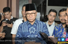 PAN Gabung Jokowi - Ma'ruf? Ini Kata Zulkifli Hasan - JPNN.com