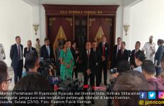 Menhan India Melakukan Kunjungan Balasan ke Menhan RI - JPNN.com