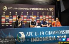 Pelatih UEA U-19 Ungkap Penyebab Timnya Kalah dari Indonesia - JPNN.com