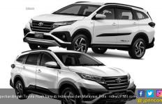 Membanding Toyota Rush Baru di Indonesia dan Malaysia - JPNN.com