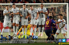 Lihat Aksi Marcelo Brozovic yang Viral, Messi pun Tersenyum - JPNN.com