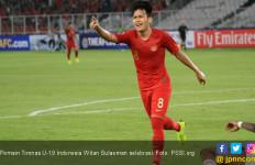 Amiruddin Bagas, Sutan Zico, Witan Sulaeman, Lolos Seleksi Timnas U-19 - JPNN.com