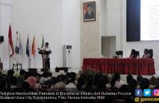 Ajak Mahasiswa Jaga Pancasila dan Kemajemukan Bangsa - JPNN.com