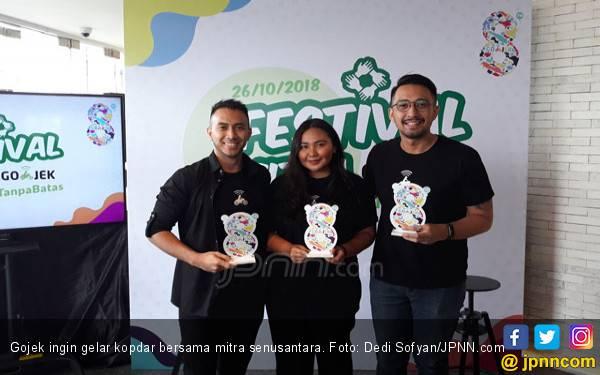 Mitra Gojek Se-Indonesia Akan Berkumpul, Mau Ngapain? - JPNN.com