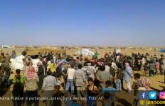 Rukban, Kamp Kematian di Pinggiran Jordan - JPNN.com