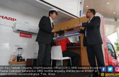 Begini Cara SHARP Manjakan Konsumen di Indonesia - JPNN.com