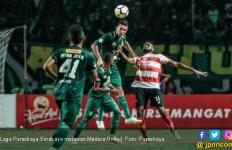 Jadwal Ulang Laga Persebaya vs Madura United Masih Belum Jelas - JPNN.com
