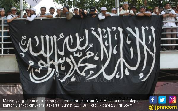 Isu Bendera Tauhid Tidak Seperti Pilgub DKI - JPNN.com