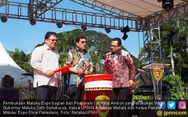 Maluku Expo, Persatukan Keragaman Budaya dari 34 Provinsi - JPNN.com
