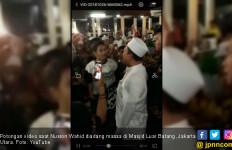 Nusron Diadang di Masjid Luar Batang, Ini Jawab Kubu Jokowi - JPNN.com