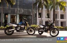 Penjualan Moge Anjlok, Triumph Rumahkan 400 Karyawan - JPNN.com
