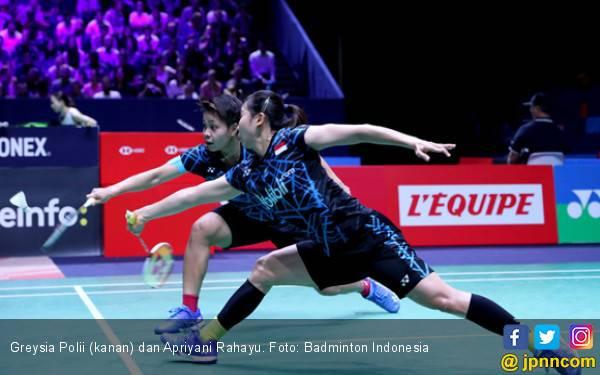 French Open: Greysia/Apriyani Jumpa Juara Dunia di Semifinal - JPNN.com