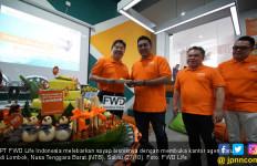 Buka Kantor Agen Baru di Lombok, FWD Life Mulai dengan CSR - JPNN.com