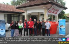 Peduli Lombok Pascagempa, Penguin Indonesia Beri 100 Tangki - JPNN.com