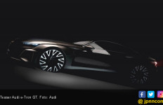 Audi e-Tron GT Akan Berbagi Platform dengan Porsche Taycan - JPNN.com