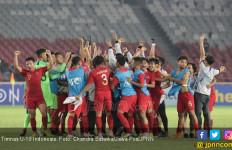 Presiden Berharap Timnas U - 19 Indonesia Menang, Skor, Pak? - JPNN.com