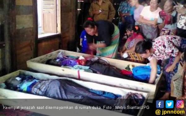 Kisah Pilu Terkait Pembunuhan Satu Keluarga di Samosir - JPNN.com
