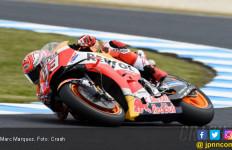 Ini Starting Grid MotoGP Australia 2018, Marquez Terdepan - JPNN.com