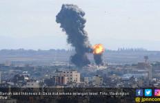 Israel Serang Gaza, RS Indonesia Rusak - JPNN.com