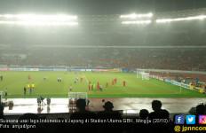 Indonesia Gagal ke Piala Dunia, 'Edy Out' Menggema di GBK - JPNN.com