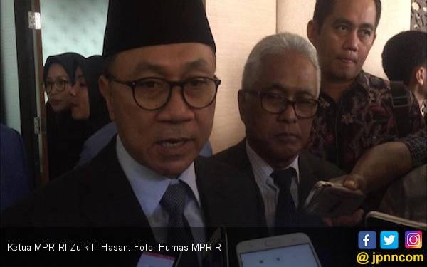 Zulkifli Hasan Yakin Pemilihan Ketua MPR Musyawarah Mufakat - JPNN.com