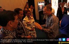 Jokowi Tekankan Pentingnya Kemitraan demi Atasi Masalah Laut - JPNN.com