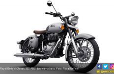 Ditambah Fitur ABS, Royal Enfield Classic 350 Naik Harga - JPNN.com