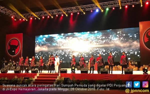 PDIP Ajak Generasi Muda untuk Bersama Membangun Bangsa - JPNN.com