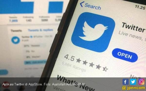 Twitter Jadi Aplikasi Paling Disukai Menyebar Konten Pornografi - JPNN.com