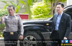 Saksi Kasus Suap Meikarta, Bos Lippo James Riady Mangkir Panggilan KPK - JPNN.com