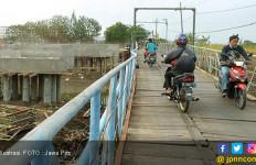 Ketakutan ini yang Membuat Pengerjaan Jembatan Dikebut - JPNN.com