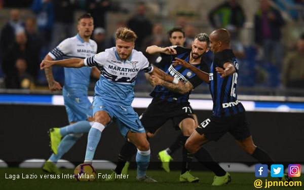 Icardi Ganas, Inter Milan Gilas Lazio 3 Gol Tanpa Balas - JPNN.com